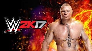 WWE 2K17 PS3 Wallpaper