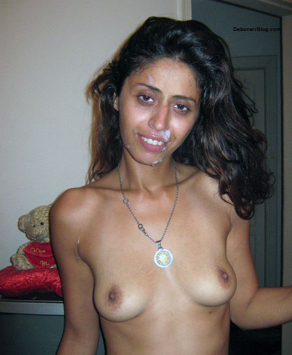 Indian Desi In Spermy Face In Porn