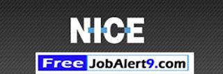 NICE Recruitment 2017 Jobs For Freshers Apply