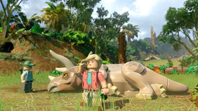LEGO Jurassic World PC Games Screenshots