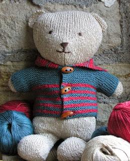 http://www.knitrowan.com/files/patterns/Teddy_Bear.pdf