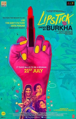Lipstick Under My Burkha 2016 Movie Free Download 720p BluRay