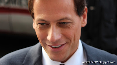Ioan Gruffudd at the San Andreas premiere