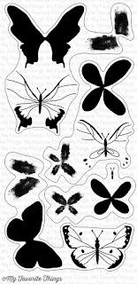 My Favorite Things Beautiful Butterflies