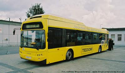 Tedom Kronos 123G na targach TransExpo 2006