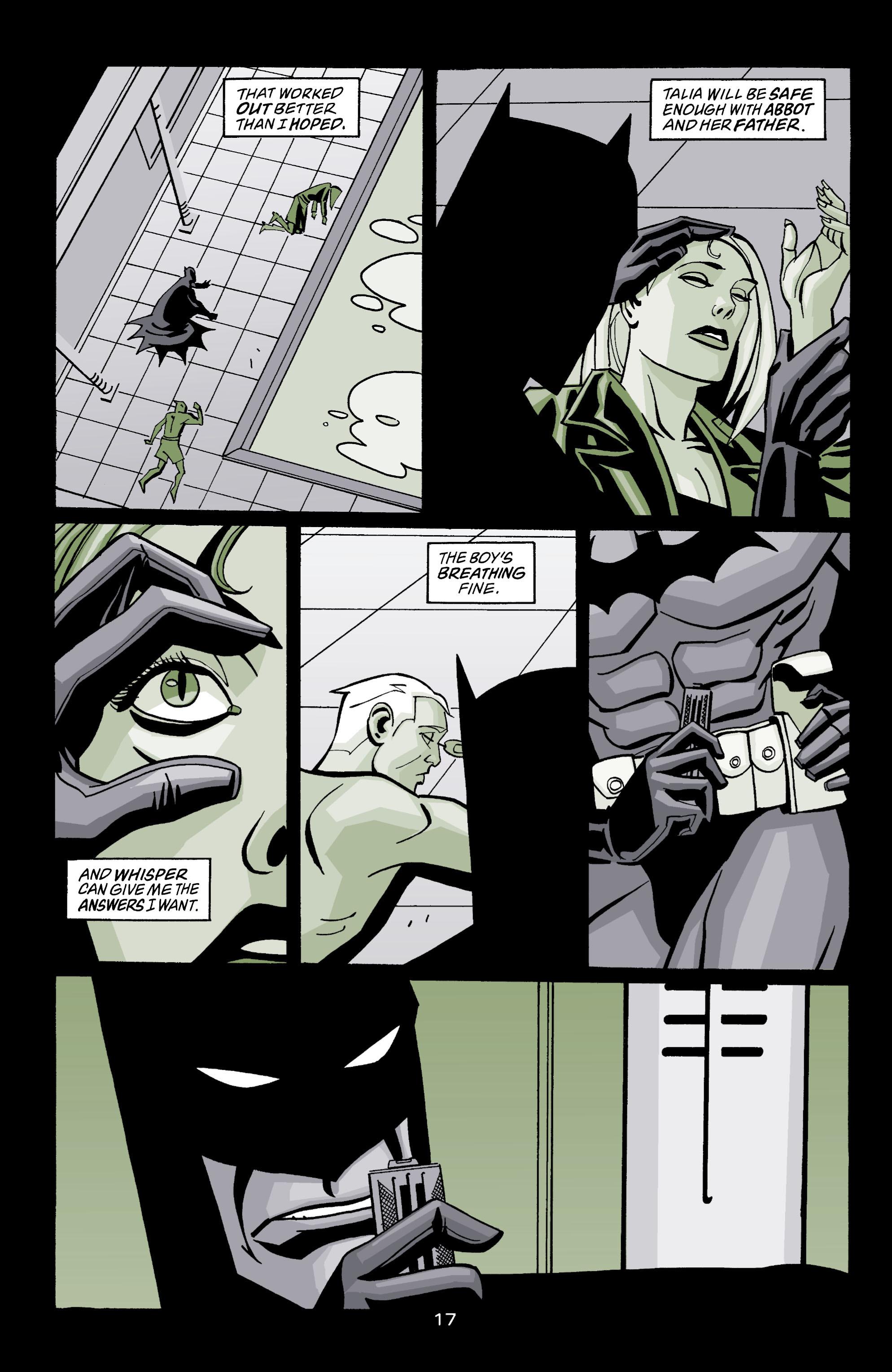 Detective Comics (1937) 750 Page 17