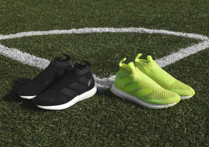 60dc6bb12 To help its marquee players recover during the off-season, adidas has  released the ACE 16+ PureControl Ultra Boost as a lifestyle alternative to  its ...