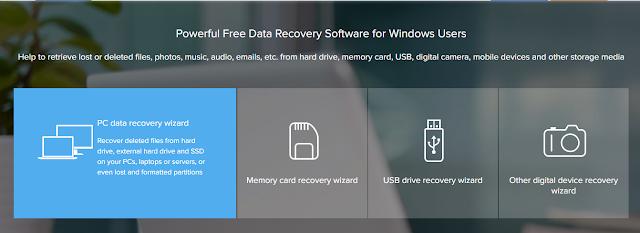مجموعة مزايا في برنامج EaseUS Data Recovery Wizard تساعدك على إسترجاع بياناتك من أي جهاز !