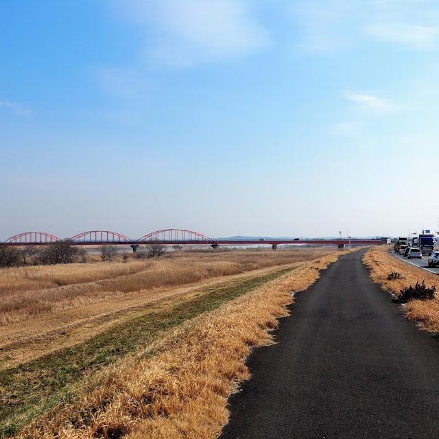 利根川 長豐橋