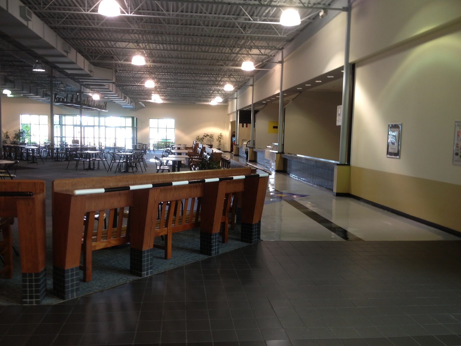 University Mall Carbondale Food Court