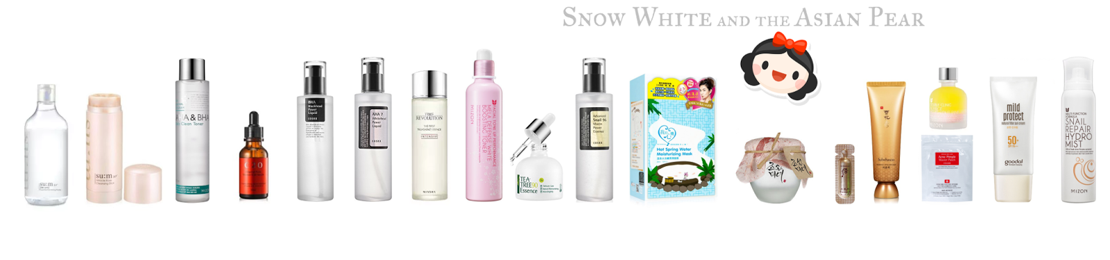 Putting Your Products In Order Including Ph Dependent Acids Snow