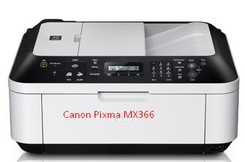 Canon Pixma MX366 Printer Driver Download