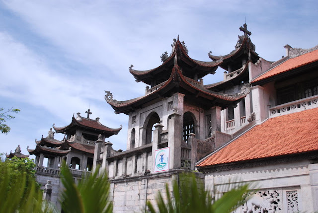 Phat Diem Cathedral, Ninh Binh