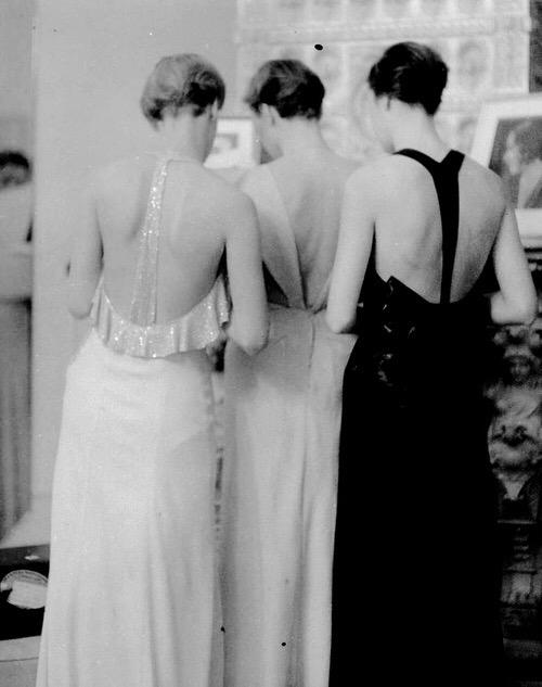 Marianne Breslauer, Mannequins, Berlin 1932