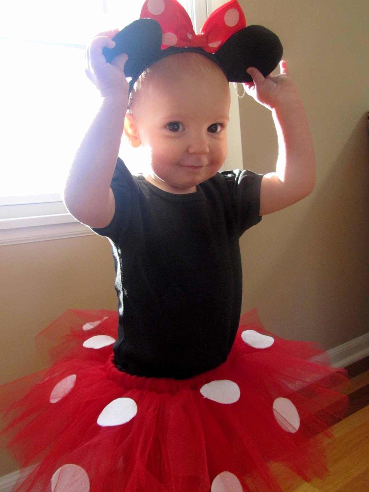 Moved Permanently. SaveEnlarge · Diy Toddler Minnie Mouse Costume ...  sc 1 st  Meningrey & Diy Minnie Mouse Costume For Toddler - Meningrey