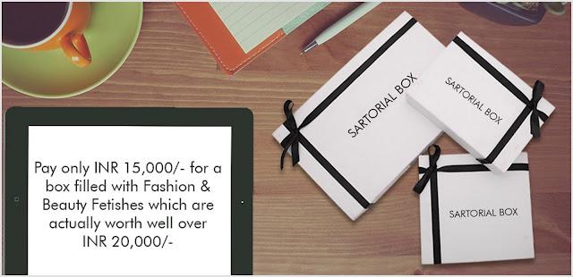 ROCKNSHOP presents THE SARTORIAL BOX