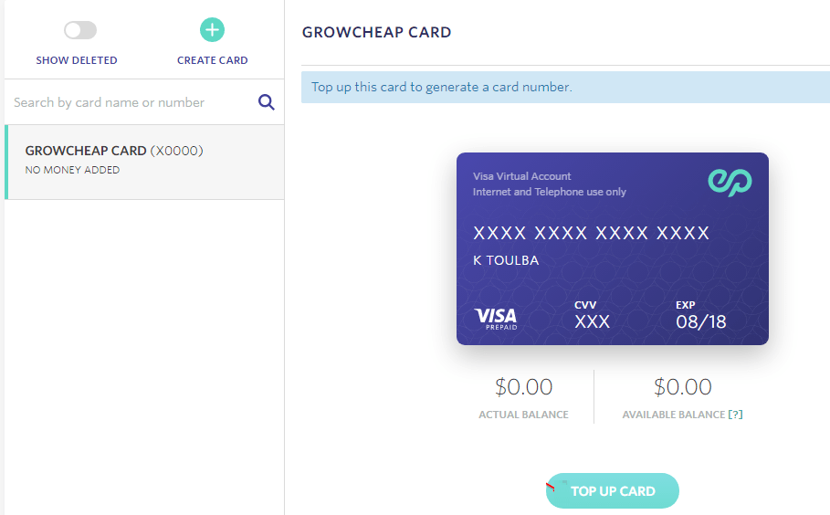 virtual prepaid visa cards for online payments usd and crypto cards - Virtual Visa Card Load With Paypal