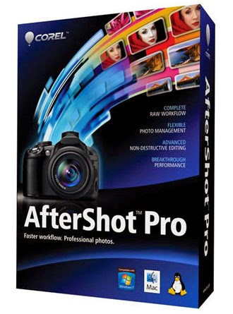 Corel AfterShot Pro 2.1.1.9 + Crack