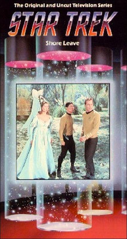 Star Trek: The Original Series - Season 1 Episode 15: Shore Leave