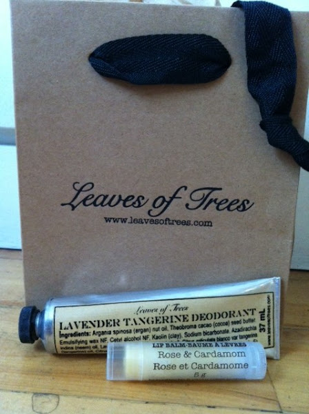 Win Leaves of Trees Gift Bag