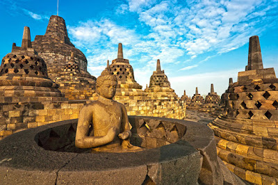 Top 10 Tourist Attractions in Indonesia Borobudur