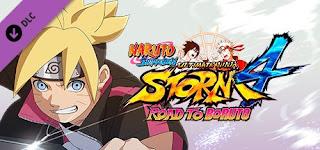 NARUTO SHIPPUDEN Ultimate Ninja STORM 4 Road to Boruto DLC-CODEX