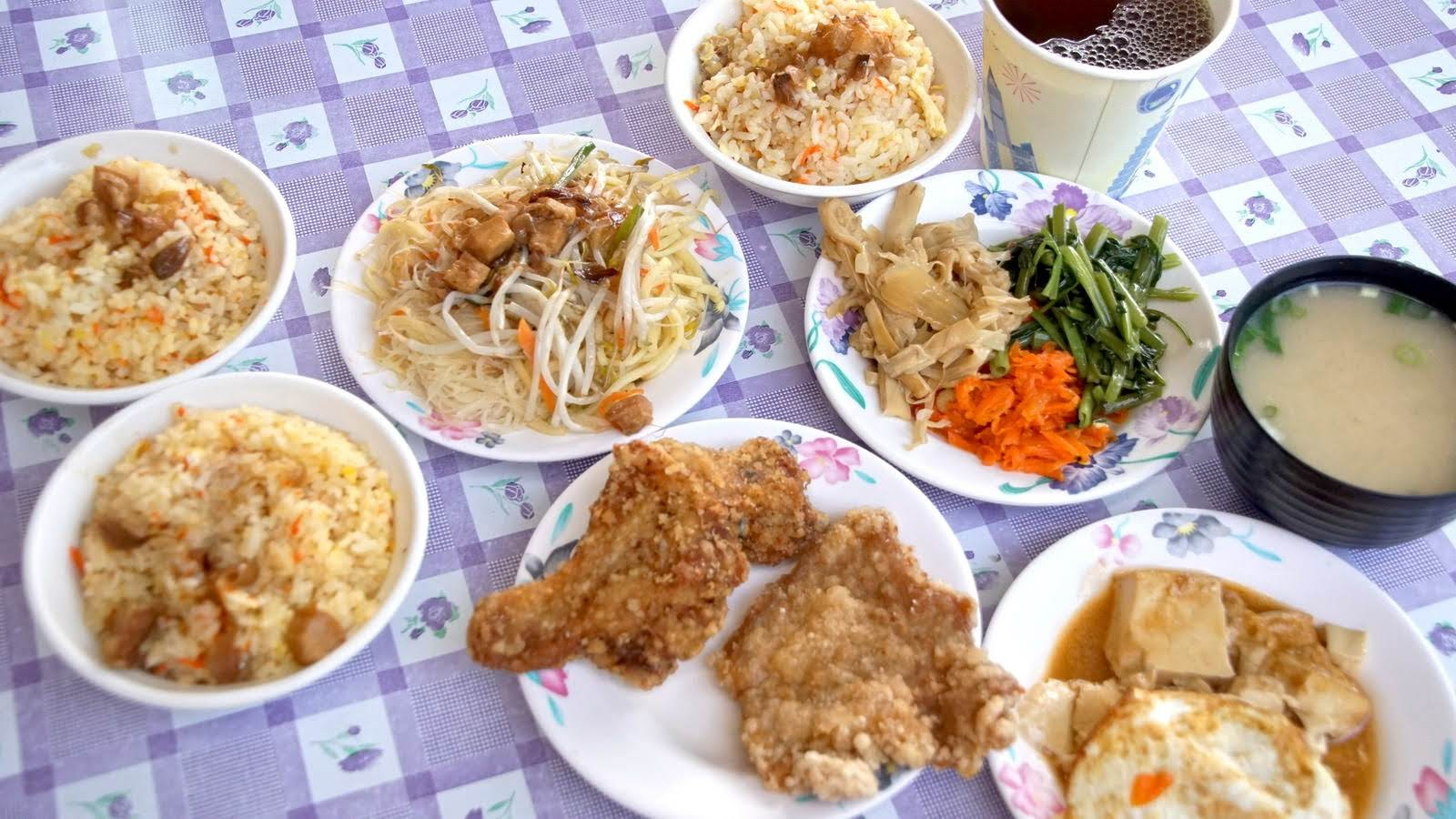 [台南][安南區] 安慶小吃部|在地人的巷弄飯桌仔|食記