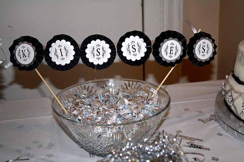 25 Year Wedding Anniversary Gift Ideas For Parents: Nener's Creations: Happy Anniversary