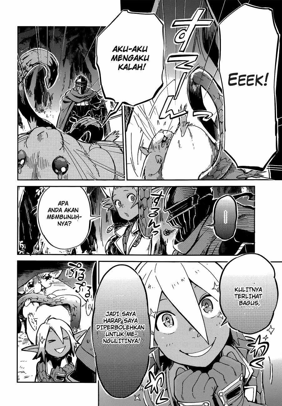 Overlord chapter 7 Bahasa Indonesia