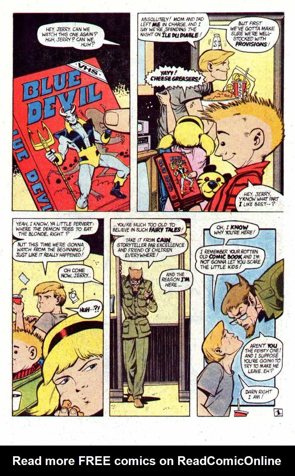 Read online Secret Origins (1986) comic -  Issue #24 - 2
