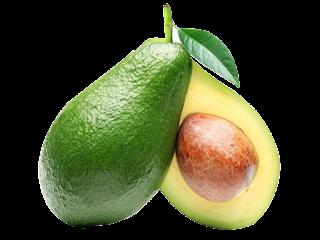 avocado fruit buah alpukat png