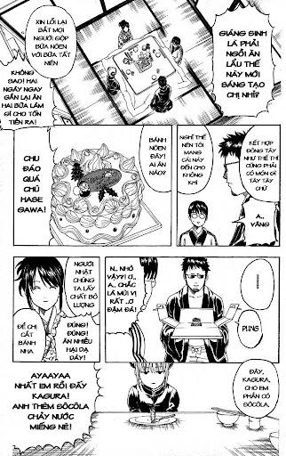 Gintama Chap 290 page 5 - Truyentranhaz.net