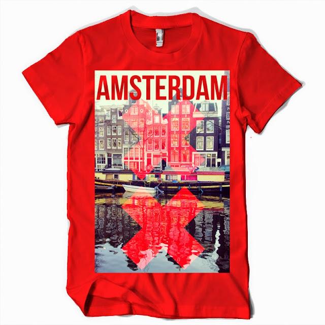 amsterdam tshirts