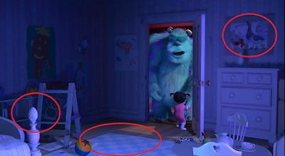 Just Watching The Wheels Go Round Does The Movie Monsters Inc