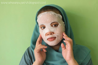 garnier mask serum