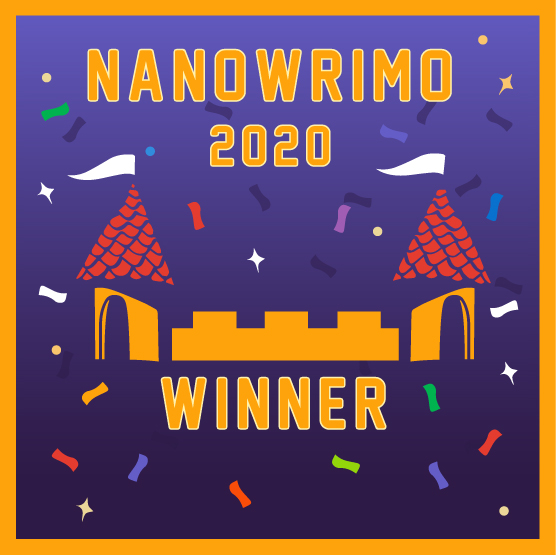 NaNoWriMo - New Wings Novel, Title TBD
