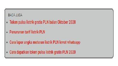 Cara merubah baca juga di template blogger linkmagz