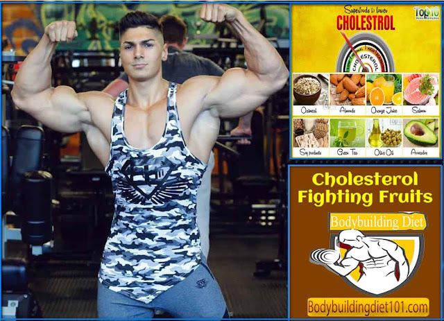 Cholesterol Fighting Fruits
