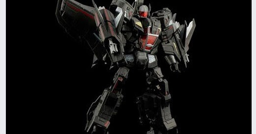 Welcome to The Chosen Prime: Maketoys MTCD-05SP Buster Stealthwing