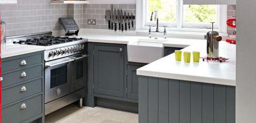 modular modern gray kitchen cabinets designs ideas wall paint - Kitchen Cabinets Design Ideas Photos