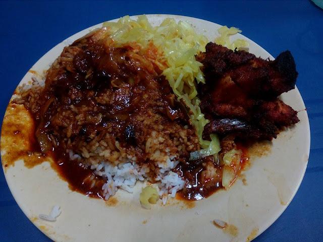 Nasi Kandar Deen Maju di Penang