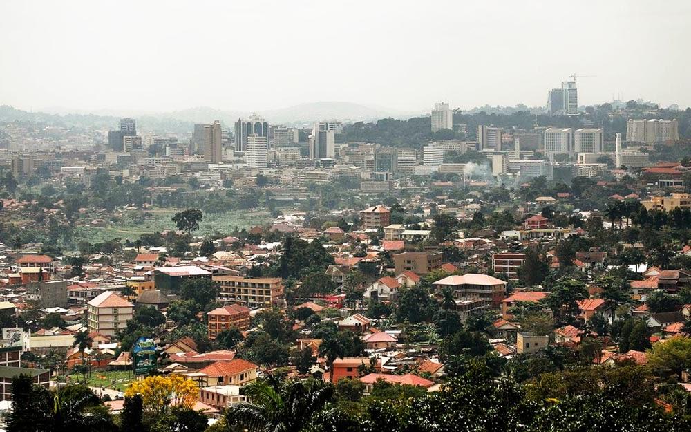 #Kampala, Capital de #Uganda
