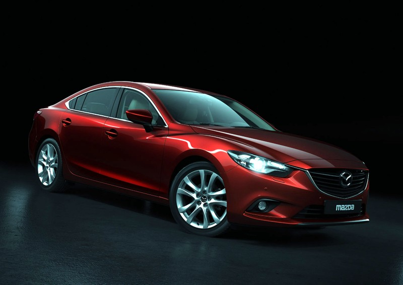 2014 Mazda6 Breaks Out At Moscow International Automobile Salon