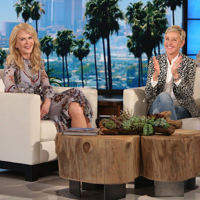 Nicole Kidman Spits It All Out!