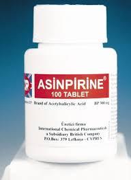 ASINPIRINE 300 mg Tablet