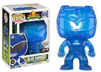 Funko Pop! Blue Ranger Glitter