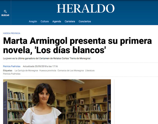 https://www.heraldo.es/noticias/ocio-cultura/2018/09/20/marta-armingol-presenta-primera-novela-los-dias-blancos-1267640-1361024.html