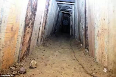 16 suspected drug cartel members on the loose after tunneling their way out of Mexican jail
