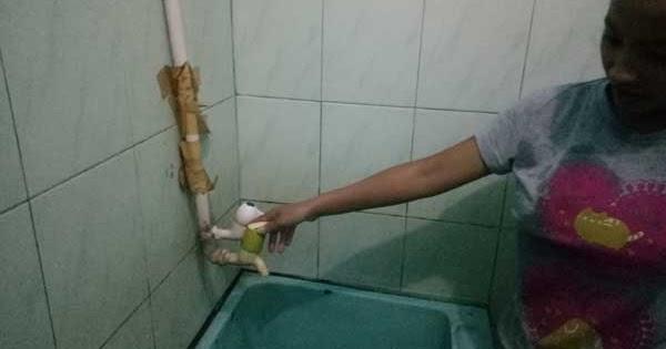 konsumen pdam kuningan kembali mengeluh pembatasan air bersih