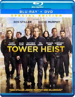 Tower Heist (2011) 720p BluRay x264 AC3 ESub Dual Audio [ORG Hindi DD 5.1 + English] 1.00GB
